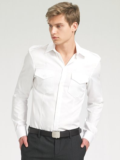 The custom tailor sam cerruti custom casual party for Tailored fit shirts meaning
