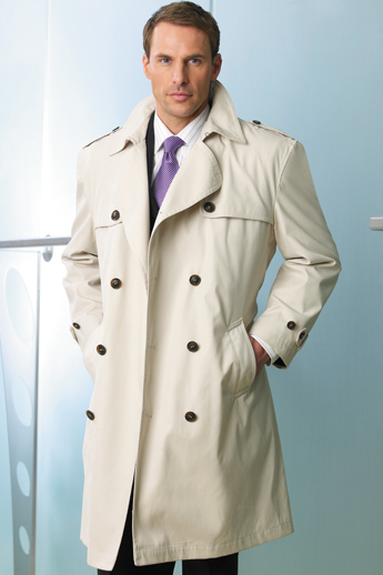 Men's suit trench coat | Your fashionable jacket photo blog